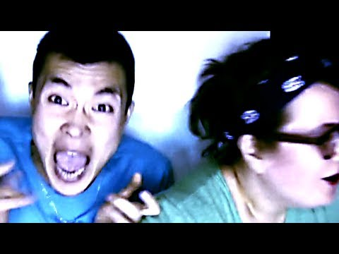 Terrifying Photo Booth Prank