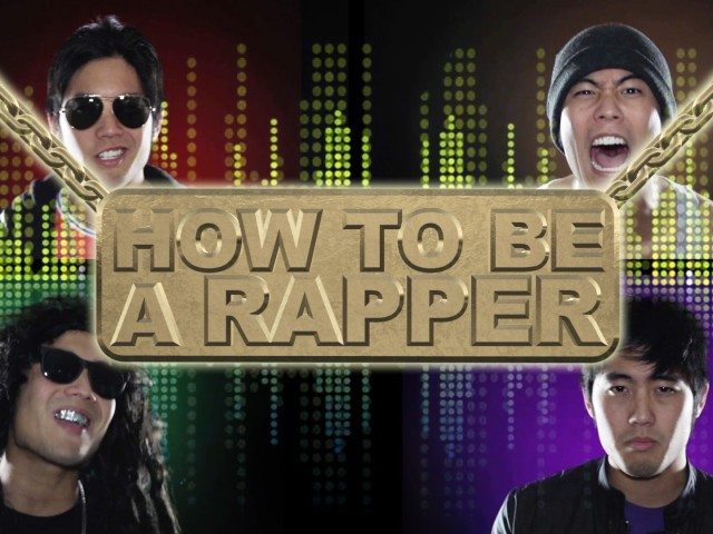 WTH: How to Be A Rapper