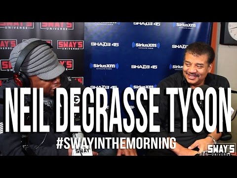 Neil deGrasse Tyson & TYSON on Sway