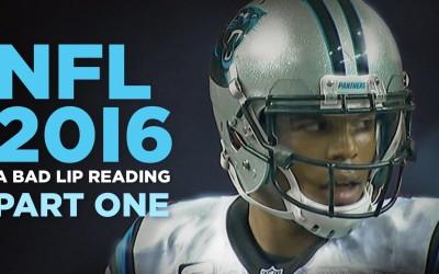 NFL Bad Lip Reading
