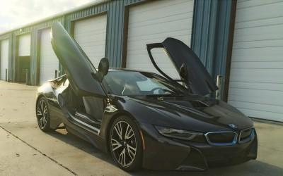 The Sexiest BMW – i8
