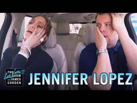 JLo Carpool Karaoke
