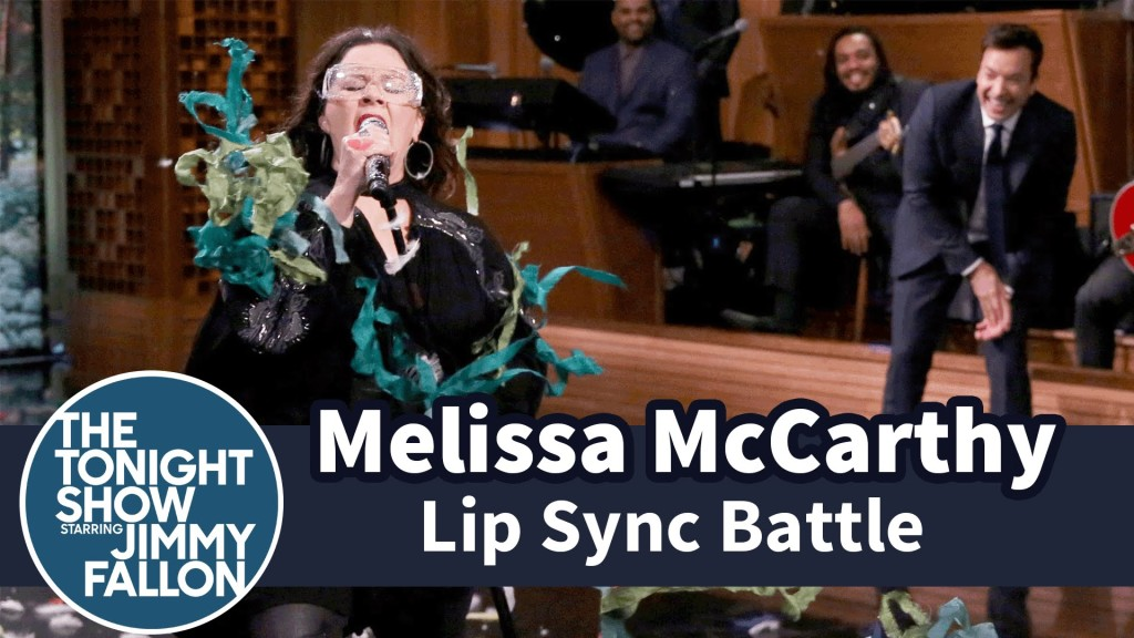 Melissa McCarthy Lip-Syncs